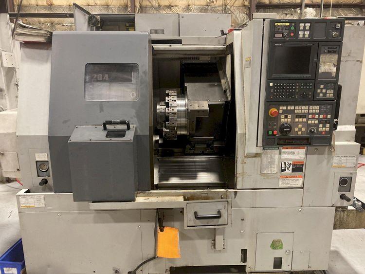 Mori Seiki MSG-805 Control 4500 SL-204SMC 2 Axis