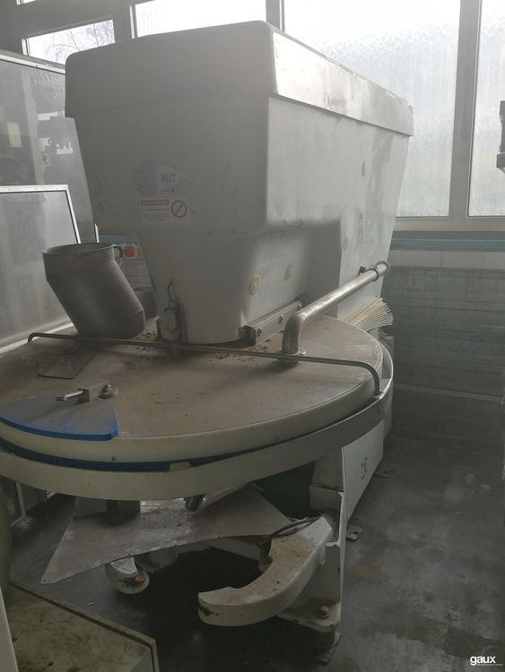 Diosna W401 wendel mixer