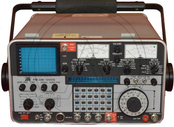 IFR FM/AM1200S Communications Service Monitor