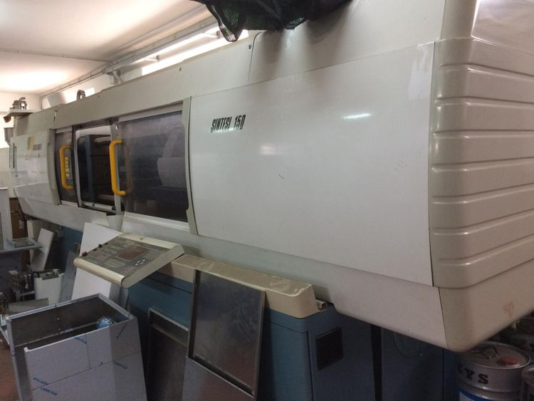 BM Biraghi Sintesi, Injection molding machine