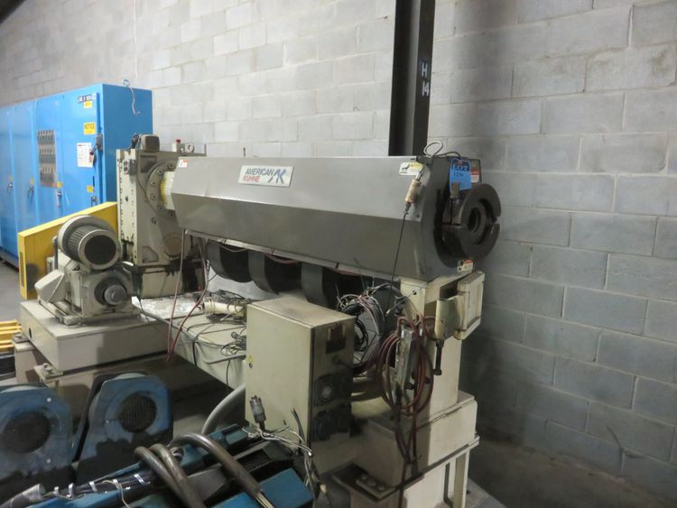 American Kuhne AK350-A/C, Extruder