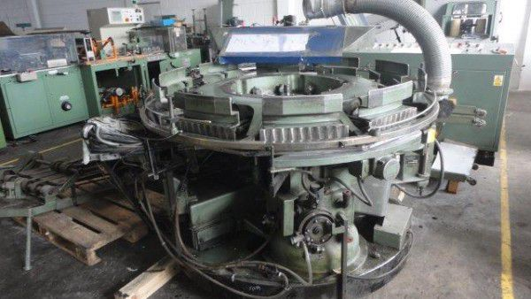 MULLER MARTINI RB, Multiple clamp perfect binder
