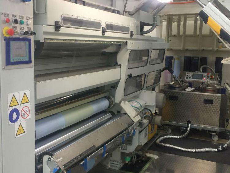 Bobst SL850 Solventless laminator