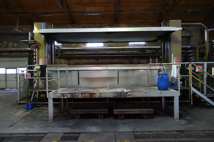 Online auction - Tannery machines