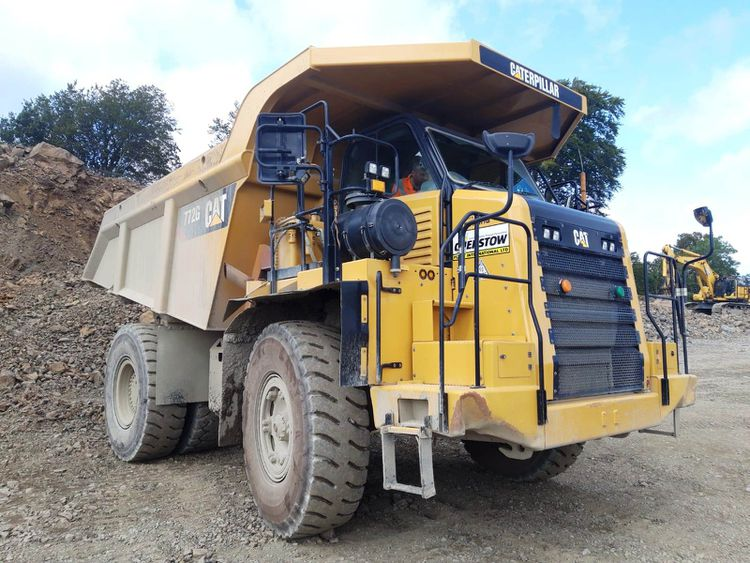 Caterpillar 772G Dumptrucks - Rigid