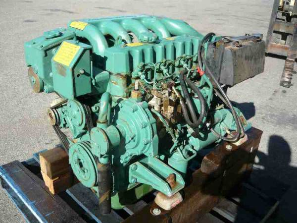 Volvo Penta 62HP MARINE DIESEL ENGINE MD30A