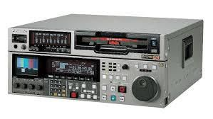 Panasonic AJ-HD1700 Extended Recorded