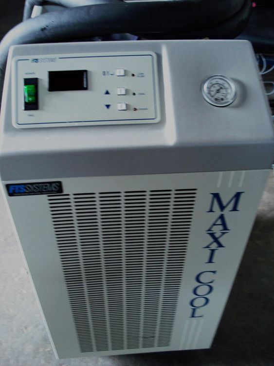 FTS, Neslab MAXI COOL Chiller with EDC Control