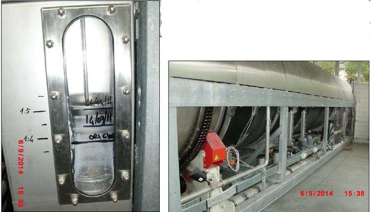 Kannegiesser PT 50 14 Continuous batch washer