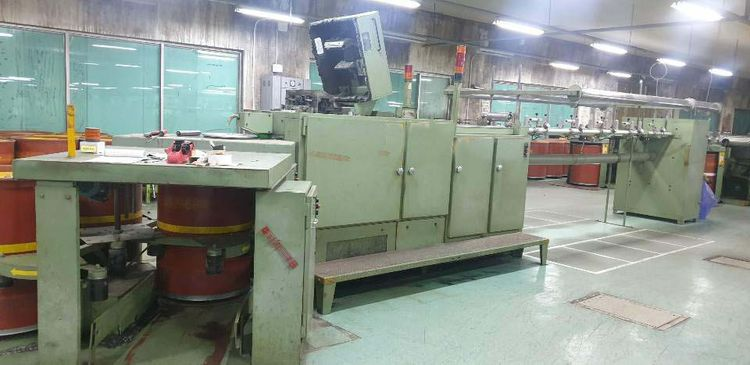 Nsc schlumberger, Sant'Andrea Wool/worsted spinning plant 7,072 spindles