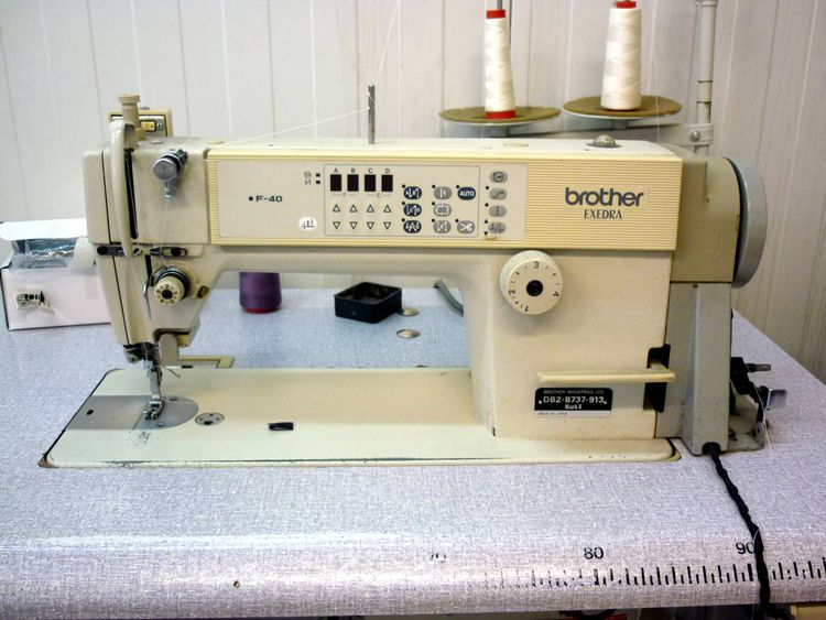 Brother Exedra DB2-B737-913 Mark II Sewing Machine