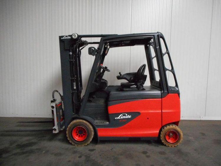Linde E30HL-01/600 3000 kg
