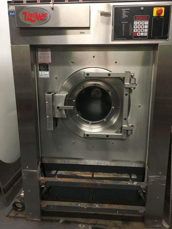 Unimac UW85PVQ 85lb Washer Extractor