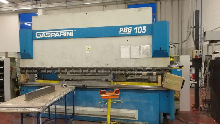 Gasparini PBS 105.4000 4100 x 105 ton