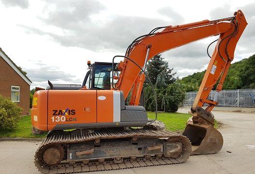Hitachi ZAXIS 130LCN-3 Excavator