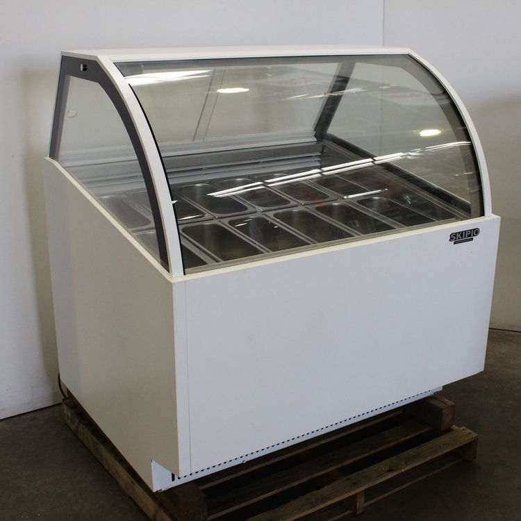 Skipio  SGC-1200FW Gelato Display
