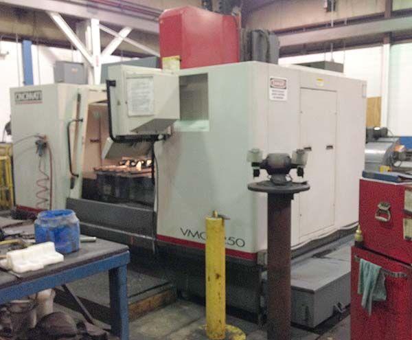 Cincinnati ARROW 1250 CNC VERTICAL MACHINING CENTER 3 Axis