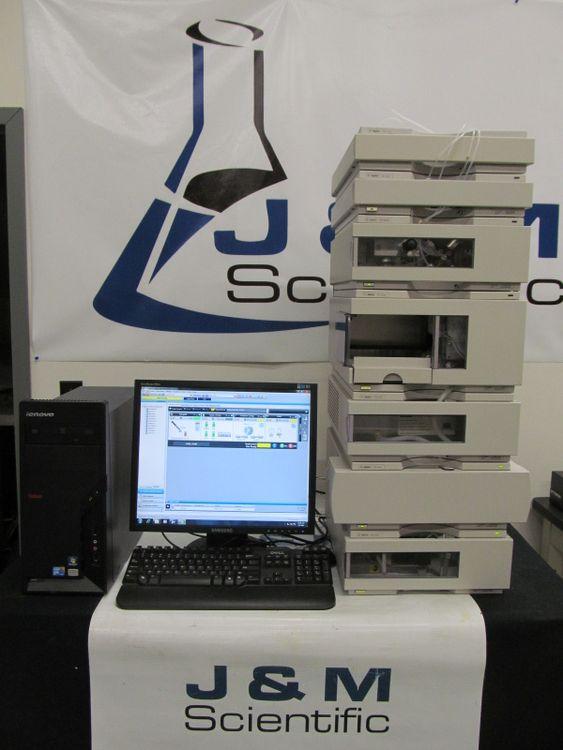 Agilent HP 1100 Series HPLC