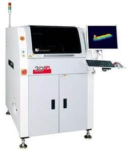 Vi Technology 3D SPI In-line, Solder Paste Inspection (AOI) System
