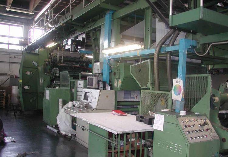 Uteco AMBER 808 8 1500 mm