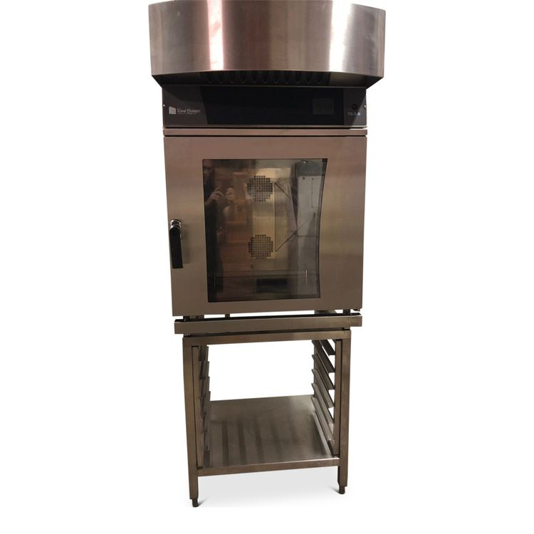 René Boogers TS.38 convection oven