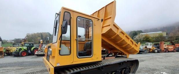 Hitachi MOROOKA  MST1500 dumper