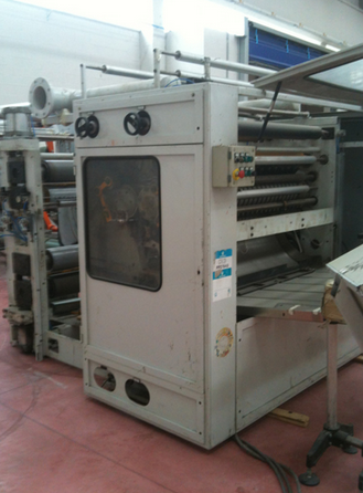 MTC Semi automatic interfolder line