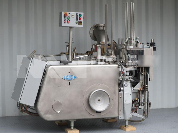 Benhil 8205 Butter Tub Packing Machine