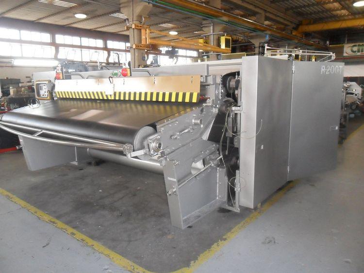 CM R200T 3000 through-feed sammying