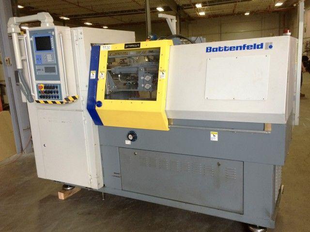 Battenfeld BA 350V/50H-R 40 Ton