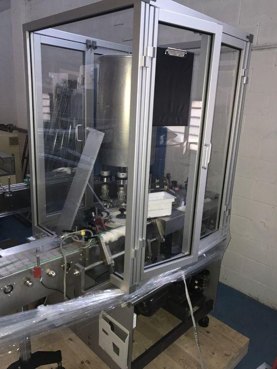Groninger KVK 104 Capping machine