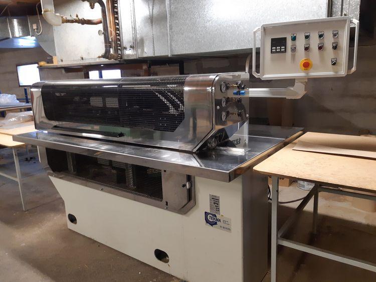 Kuper FLI 1000, Veneer joining machine