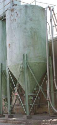 Others Ground Black Pepper Steel Storage Silo