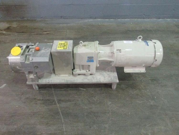 Others FL2100S, Rotary Lobe Pump