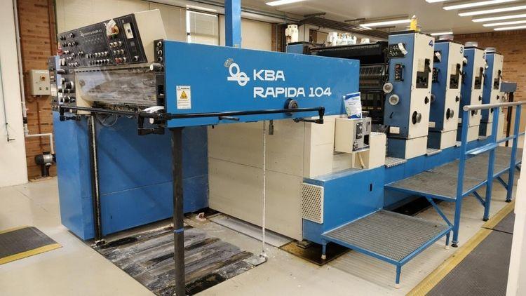 KBA 104-4 740x1040 mm