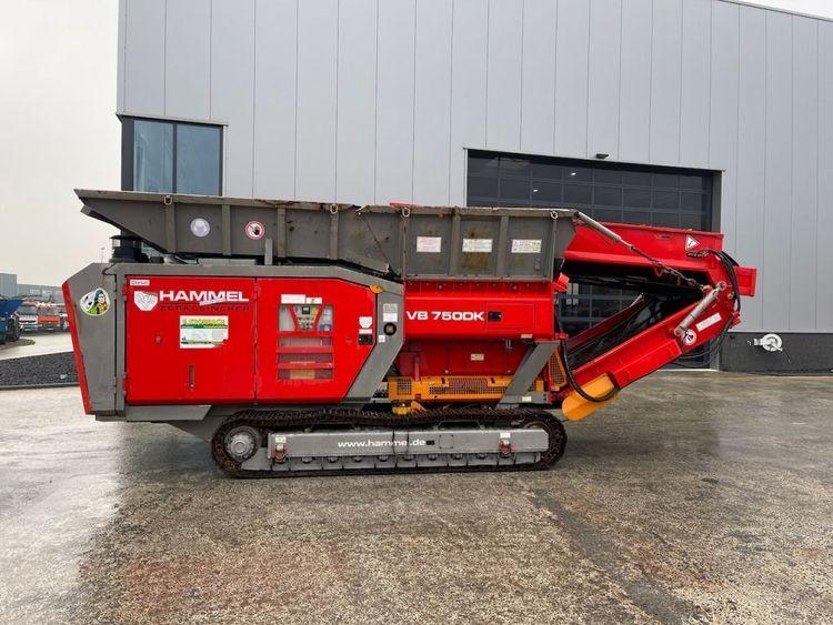 Hammel VB750 DK Shredder / Reducer