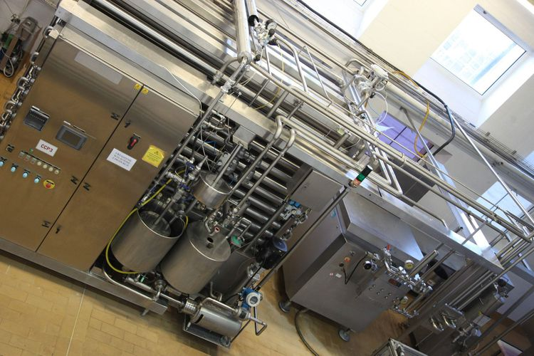 Complete UHT milk processing lines milk Processing supplier dairy milk products For sale Aseptic Pouch Packaging