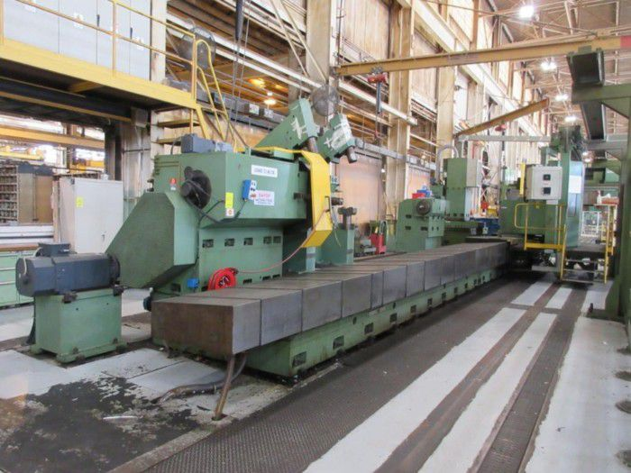 Leonard Safop Siemens 840 CNC Control 400 rpm 70/L-MC 3 Axis