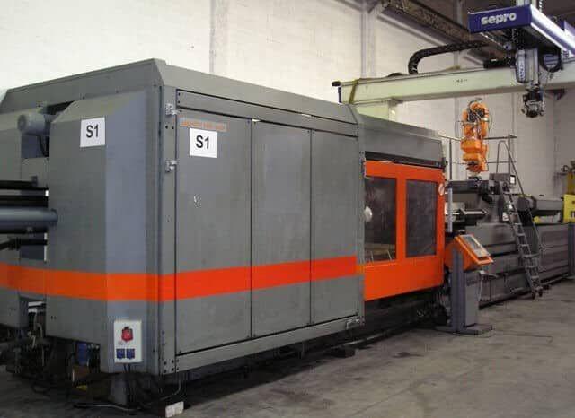 Sandretto 9300/1000 S7 1000 TONS