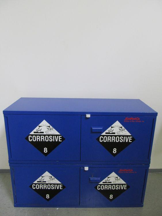 Others SC9042 8-Gallon Mini Stack-a-cab Corrosive Cabinet