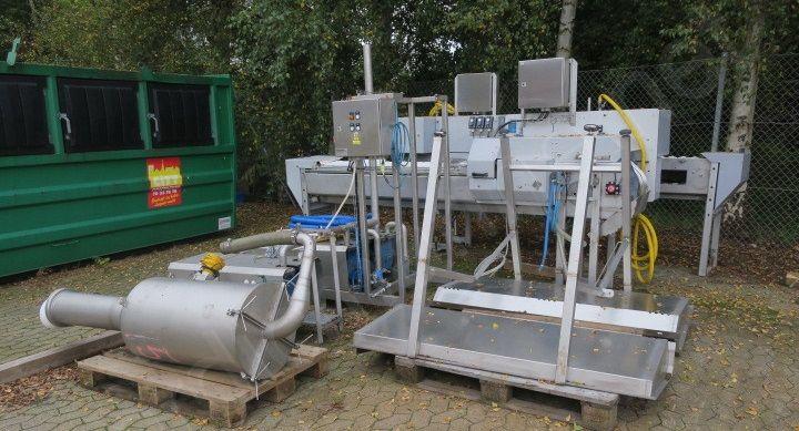 Baader 35 Filleting machine