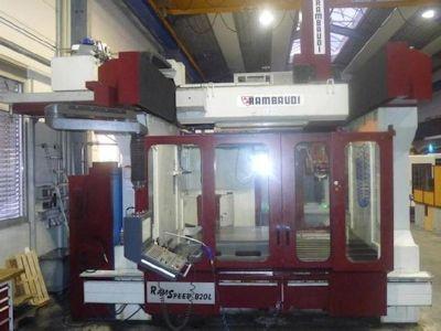 Rambaudi RamSpeed B 20 L 24000 rpm