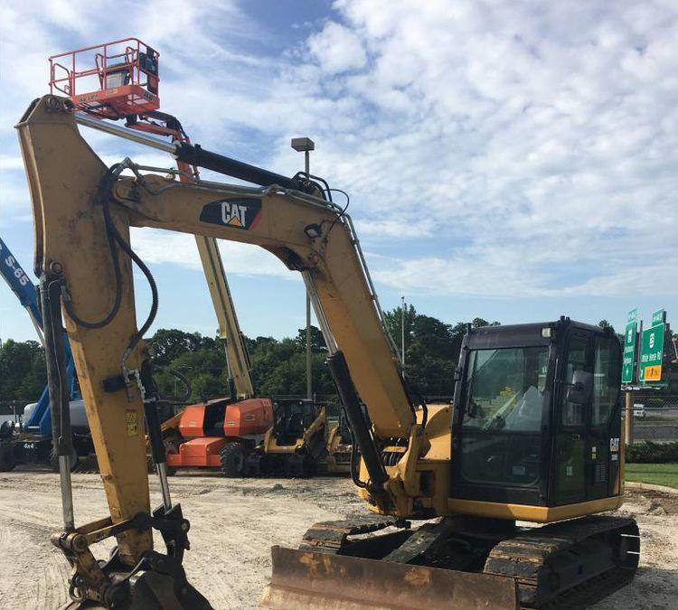 Caterpillar 308 E2 CR Excavator