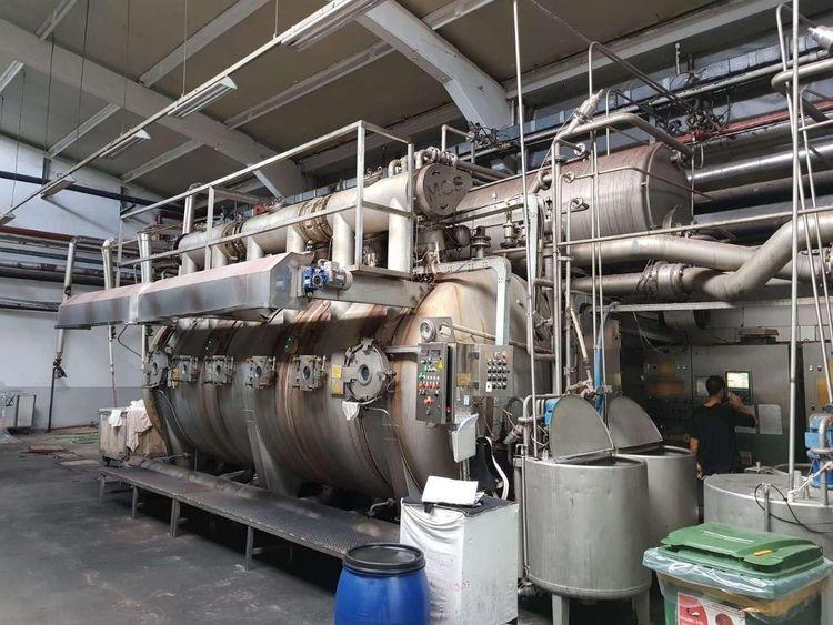 Mcs MULTIFLOW 900 Kg Jet dyeing