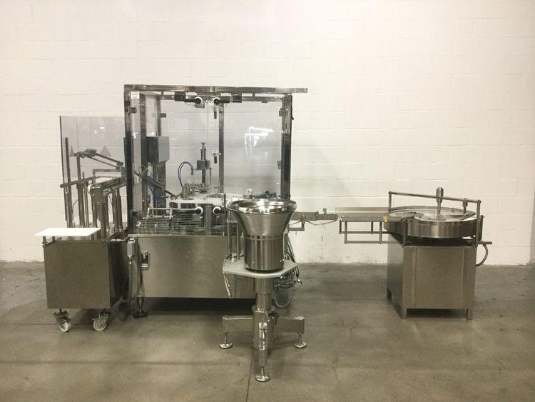 MAR M39-4R-2S-2A Liquid Filling Machine