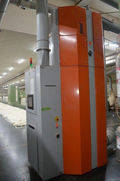 Jossi EE-21-800-V Foreign Fiber Separator