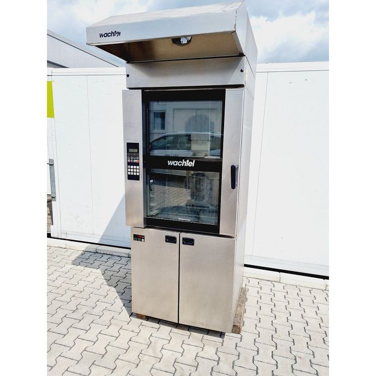 Wachtel Mini Thermic Plus 10 in-store baking oven
