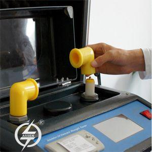 Assens ST-100 Portable Dielectric Oil Strength Tester,Oil BDV Tester