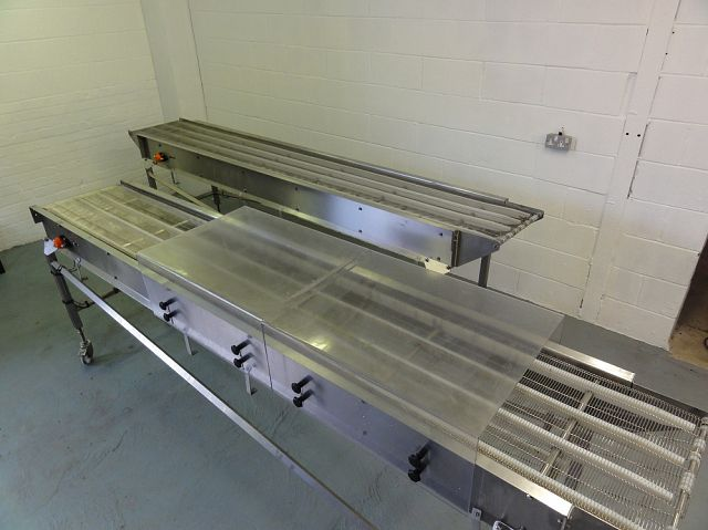 Others Wire Mesh Conveyors