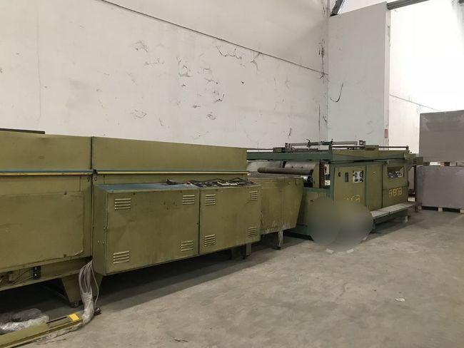Svecia 120 Silk screen automatic press